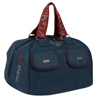 Lemieux Showkit hat Bag-Navy